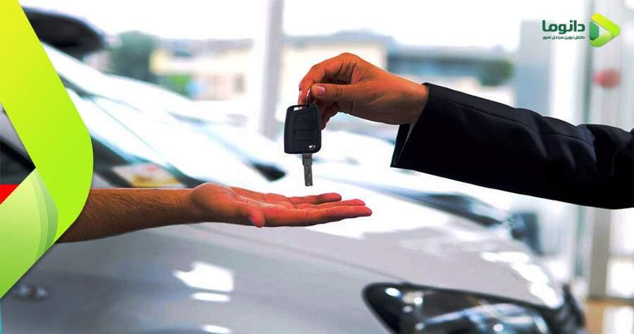 مراحل و نکات اجاره خودرو در ایران
