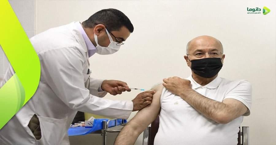 مراحل و نکات ثبت نام و زدن واکسن کرونا ( واکسیناسیون کووید 19)