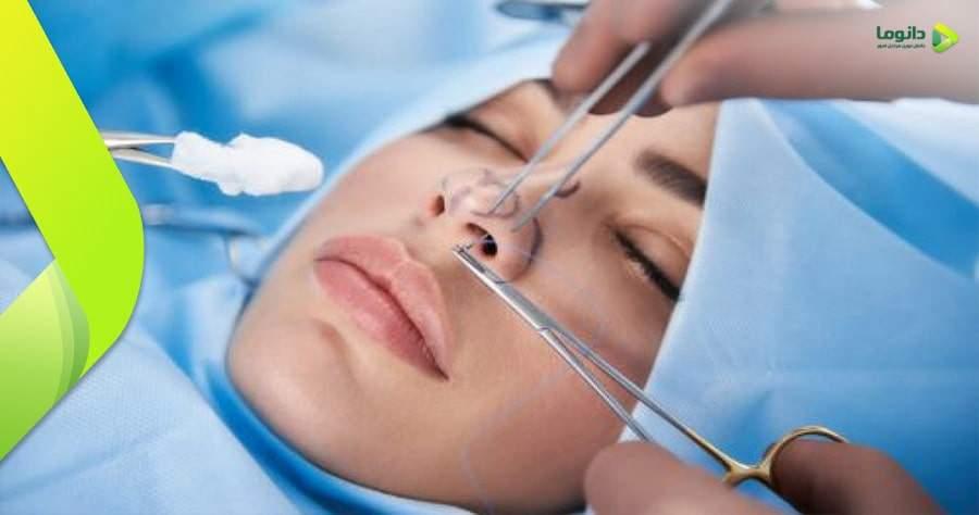 مراحل و نکات جراحی زیبایی بینی