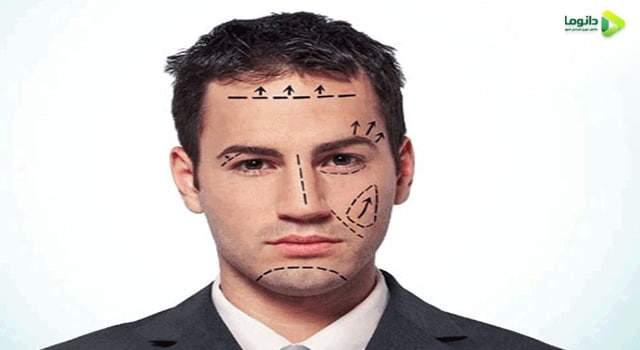 جلسه مشاوره فرم دهی صورت و زاویه سازی چهره