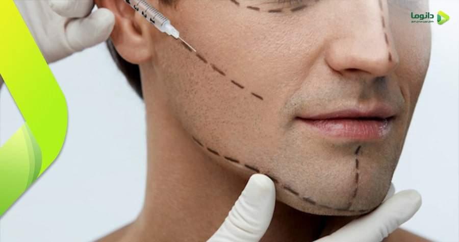 مراحل و نکات جراحی زاویه سازی و فرم دهی صورت و مدلینگ چهره