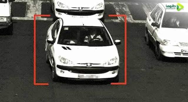 جریمه از طریق دوربین کنترل سرعت