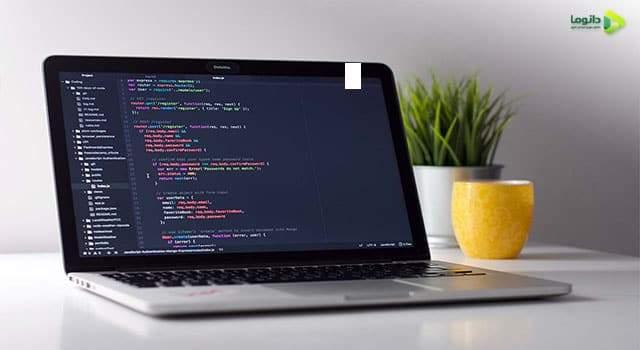 کدنویسی و آزمایش فنی وبسایت